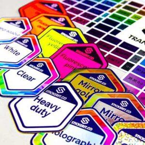 Free Sticker IT Sample Pack