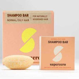 Free Superzero Shampoo Bar for Normal/Oily Hair