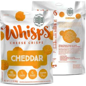 Free Whisps Cheddar Cheese Crisps