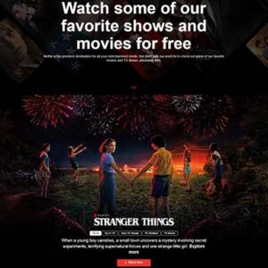 Watch Netflix for Free