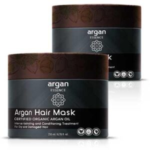 Free Argan Oil Hair Mask
