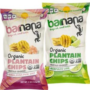 Free Barnana Plantain Chips