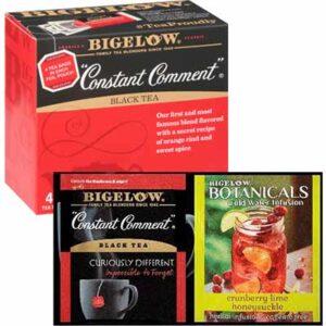 "Free Bigelow ""Constant Comment"" Tea"