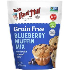 Free Bob's Red Mill Grain Free Blueberry Muffin Mix