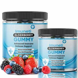 Free Bottle of Elderberry Gummies