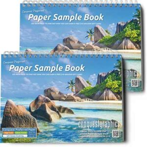Free Conquest GraphicsPaper Sample Book