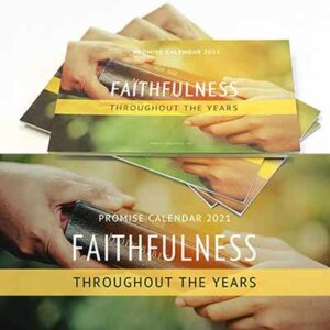 Free Faithfulness Throughout The Years 2021 Calendar