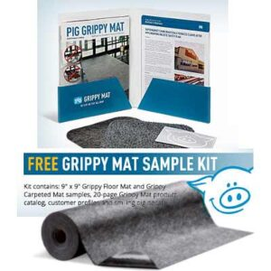 Free Grippy Mat Sample Kit