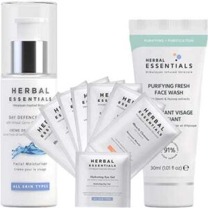 Free Herbal Essentials Skincare Sample Set