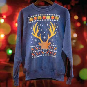 Free McDonald's Christmas Jumpers