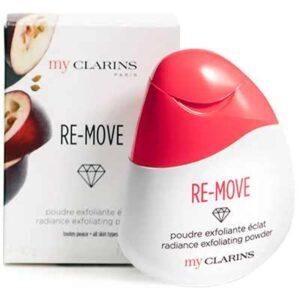 Free My Clarins Re-Move Radiance Exfoliating Powder Sample