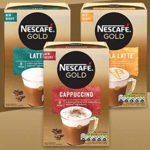 Free Nescafe Gold Coffee