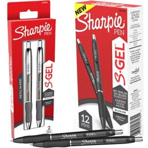 Free Sharpie S-Gel Pen