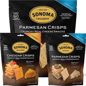 Free Sonoma Creamery Cheese Crisps