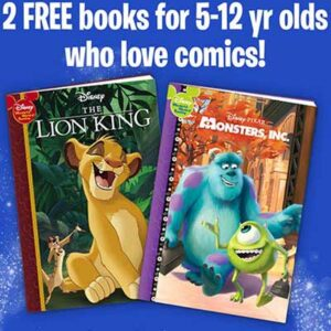 2 Free Disney Books