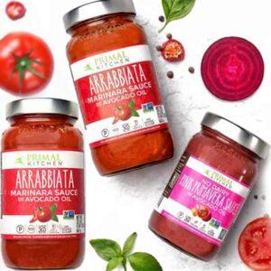 Fre Primal Kitchen Organic Pasta Sauce
