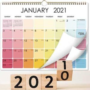 Free 2021 Church Mutual Wall Calendar