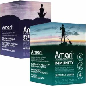 Free Amari Supplement Samples