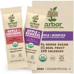 Free Arbor Fruit Bars