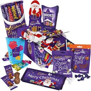 Free Cadbury Dairy Milk Chocolate Bar