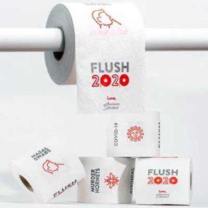 Free Flush2020 Toilet Paper