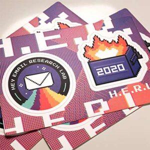 Free H.E.R.L. Stickers