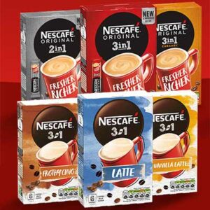 Free NESCAFÉ Coffee Samples