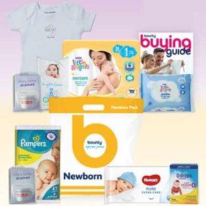 Free Newborn Bounty Pack