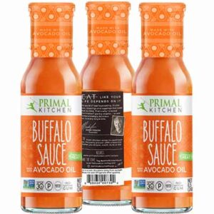 Free Primal Kitchen Buffalo Sauce