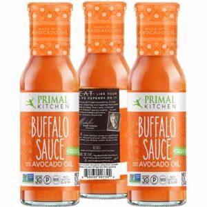 Free Primal Kitchen Buffalo Sauce