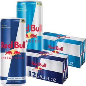 Free Red Bull Sample Pack