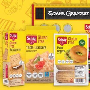 Free Schär Sample Box