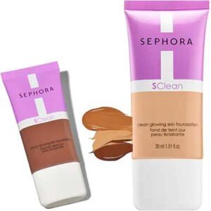 Free Sephora Collection Clean Glowing Skin Foundation Sample