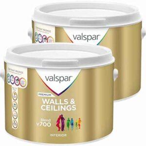Free Valspar Premium Blend v700 Walls & Ceilings Paint