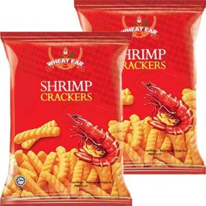 Free Wheat Ear Shrimp Crackers