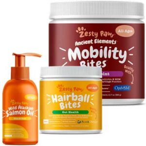 Free Zesty Paws Dog or Cat Sample