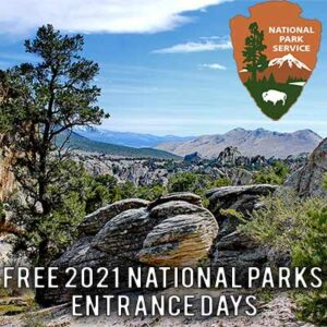 Free 2021 National Parks Entrance Days