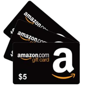 Free $5 Amazon Gift Card For Women