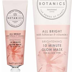 Free BOTANICS All Bright Glow Mask