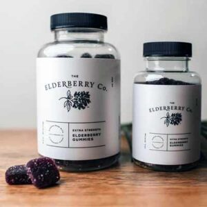 Free Elderberry Gummies Sample