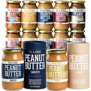 Free Fix & Fogg Nut Butter