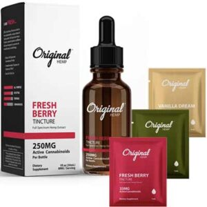 Free FlorBiz Hemp Oil Sample