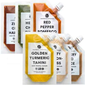 Free Haven's Kitchen Sauces