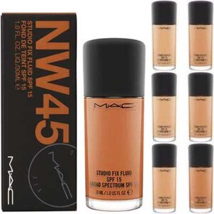 Free MAC Studio Fix Fluid Foundation