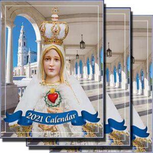 Free Mary Queen Calendar