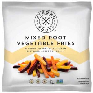 Free Mixed Root Vegetable Fries