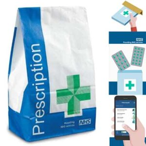 Free NHS Prescriptions Delivery Right to Your Front Door