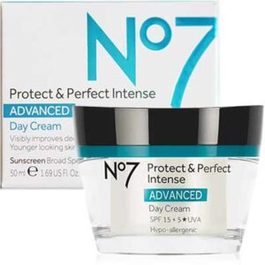 Free No7 Protect & Perfect Intense ADVANCED Day Cream