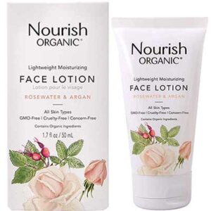 Free Nourish Organic Face Lotion