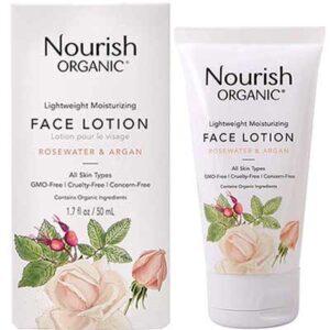 Free Nourish Organic Face Lotion